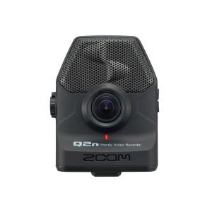 Zoom Q2n – Gravador Digital de Áudio & Vídeo [Black]