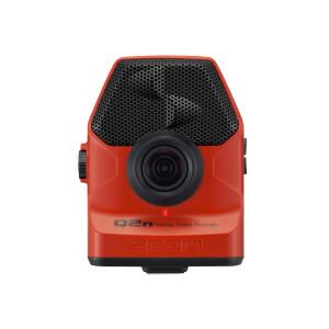 Zoom Q2n – Gravador Digital de Áudio & Vídeo [Red]
