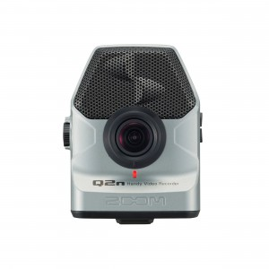 Zoom Q2n – Gravador Digital de Áudio & Vídeo [Silver]