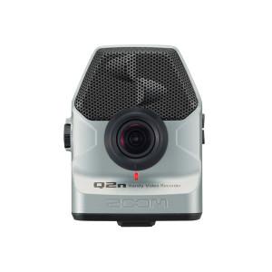 Zoom Q2n – Gravador Digital de Áudio & Vídeo [Silver]