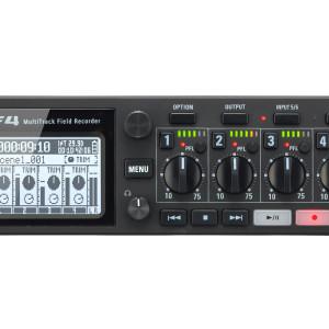 Zoom F4 Gravador Multi-Faixa