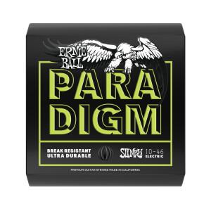 Ernie Ball Corda – (.010/.046) – Paradigm Regular Slinky – 2021