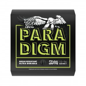 Ernie Ball Corda – (.010/.056) – Paradigm Regular 7 Strings Slinky – 2028