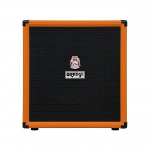Orange combo para baixo Crush Bass 100