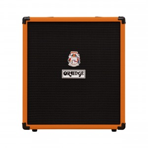Orange combo para baixo Crush Bass 50