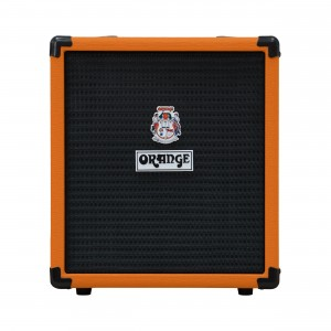 Orange combo para baixo Crush Bass 25