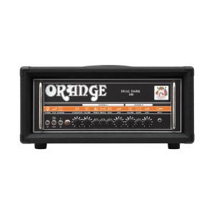 Orange cabeçote para guitarra Dual Dark 100