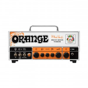 Orange cabeçote para guitarra Brent Hinds Terror