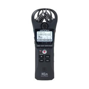 Zoom Gravador Digital de Áudio H1n