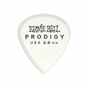 Ernie Ball – Kit Palhetas Prodigy Mini 2 mm White – 9203