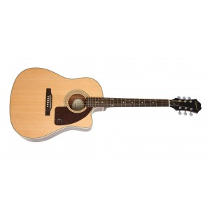 Epiphone AJ-210CE Outfit Case Natural