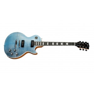 Gibson Les Paul Classic Player Plus 2018 Satin Ocean Blue