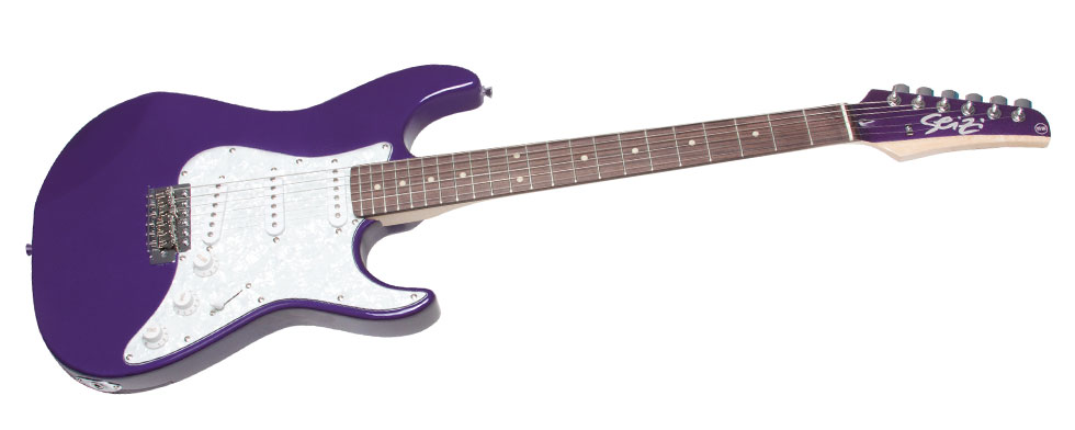 Seizi Vision RW Metalic Dark Purple com Escudo Branco Perolado