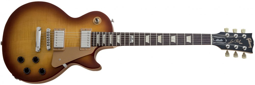 Gibson Les Paul Studio 2014 Gloss Honey Burst