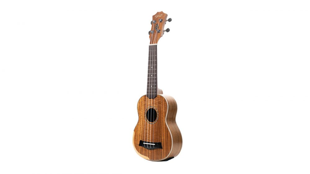 Ukulele Seizi – Bora-Bora Concert Acústico Bag – Koa