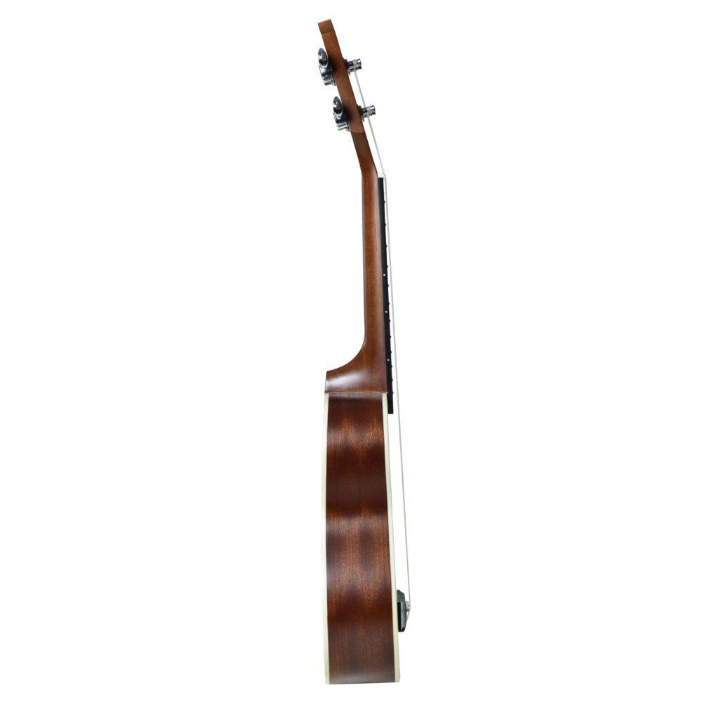 Ukulele Seizi Maui Plus – Soprano Acústico Bag Sapele