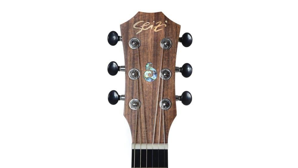 Guitarlele Seizi – Bora-Bora Koa Acústico c/ Bag