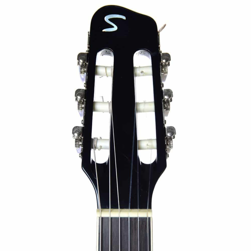 Violão Seizi Osaka – Ninja Black SEM Bag