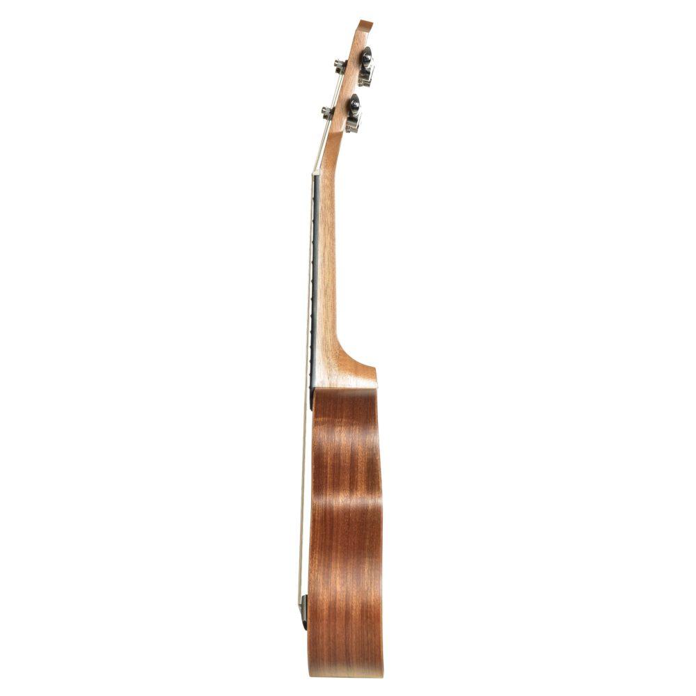 Seizi Ukulele Bali – Soprano Acústico Sapele
