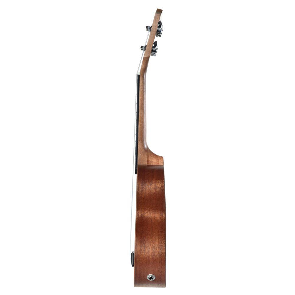 Seizi Ukulele Bali – Soprano Elétrico Sapele