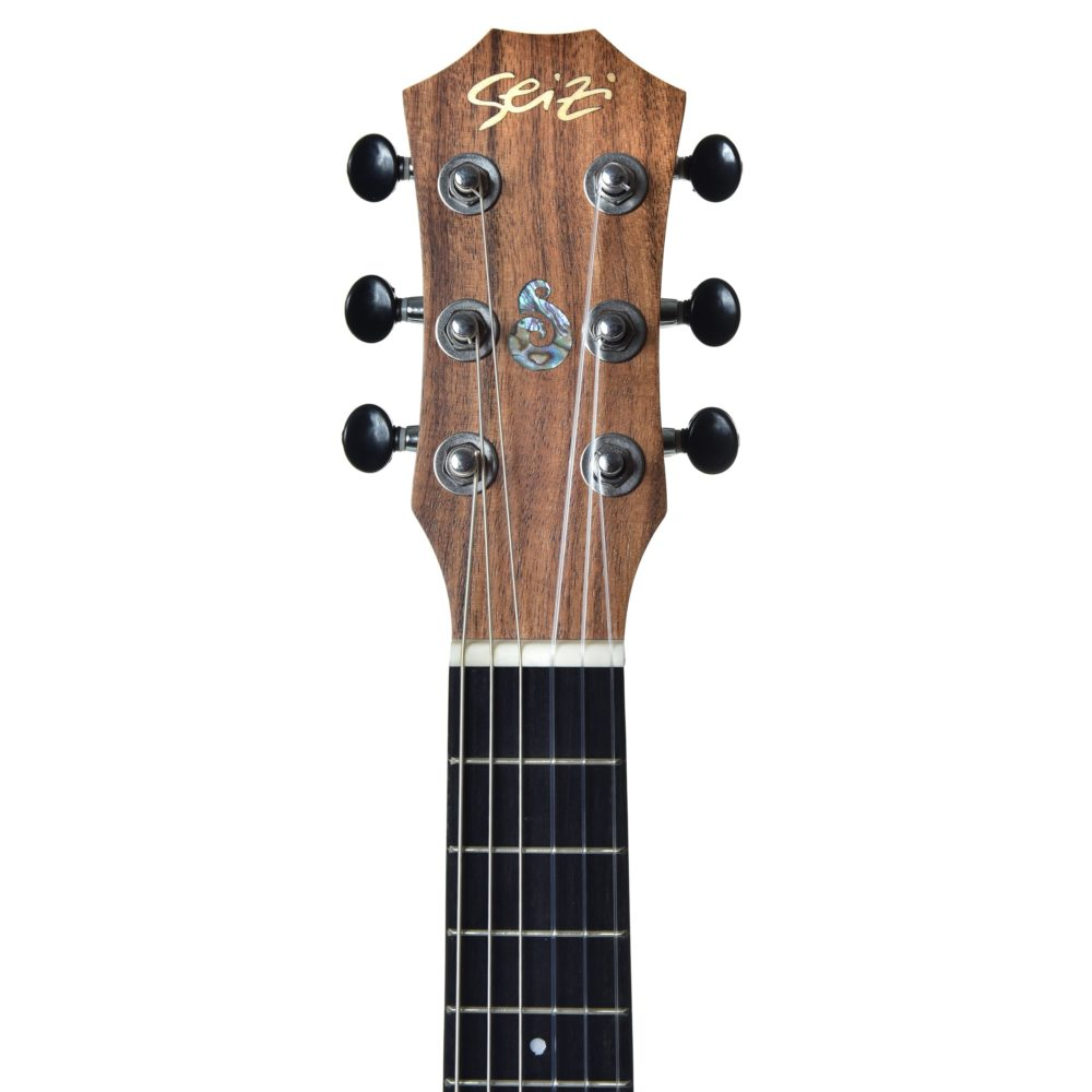 Seizi Guitarlele Bora-Bora Plus – Acústico Bag Koa