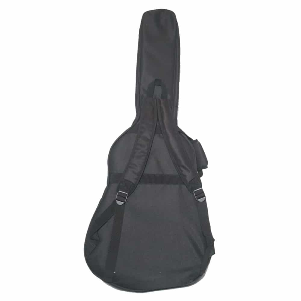 Violão Seizi Akira – Half Cutaway Open Pore Black Com Bag Ltd Edition