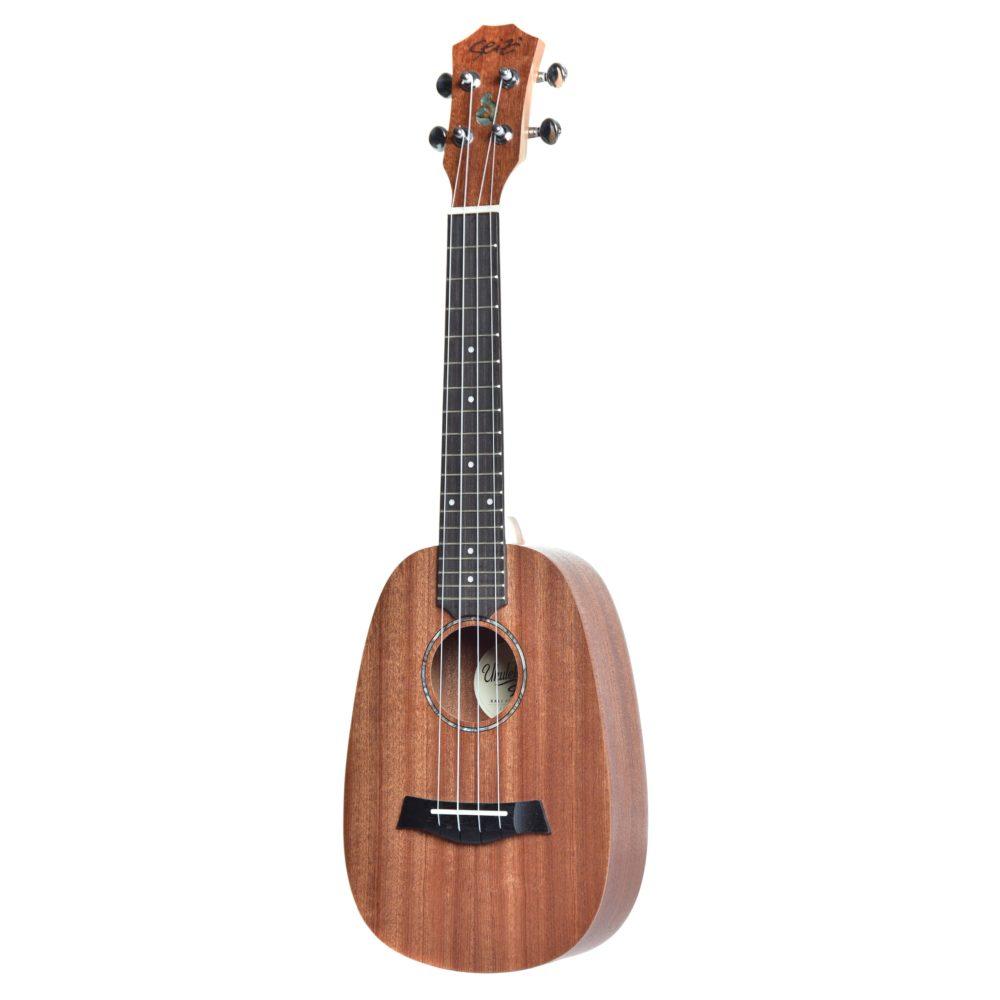 Ukulele Seizi – Bali Pineapple Concert Acústico Sapele