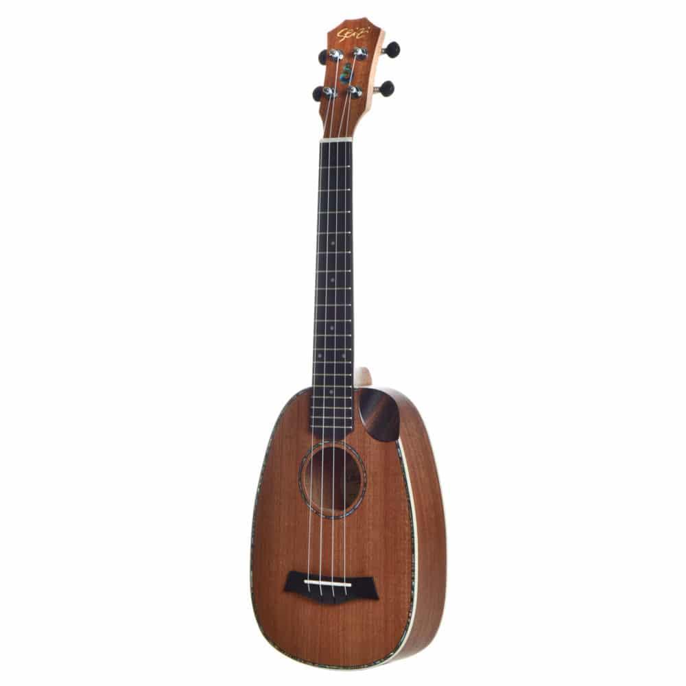 Ukulele Seizi Maui Crush – Pineapple Tenor Acústico Bag Sapele