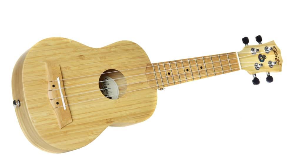 Seizi Ukulele Bali – Soprano Acústico Solid Bamboo