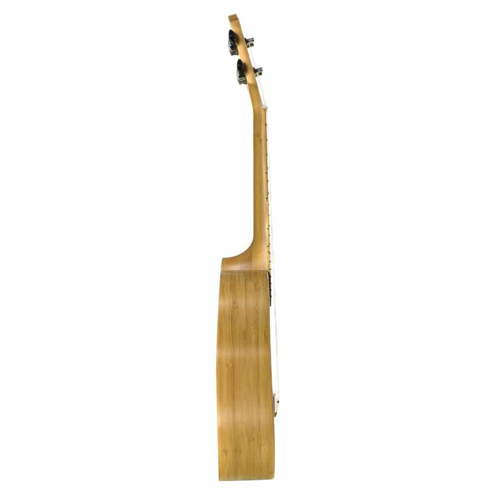 Seizi Ukulele Bali – Concert Acústico Solid Bamboo