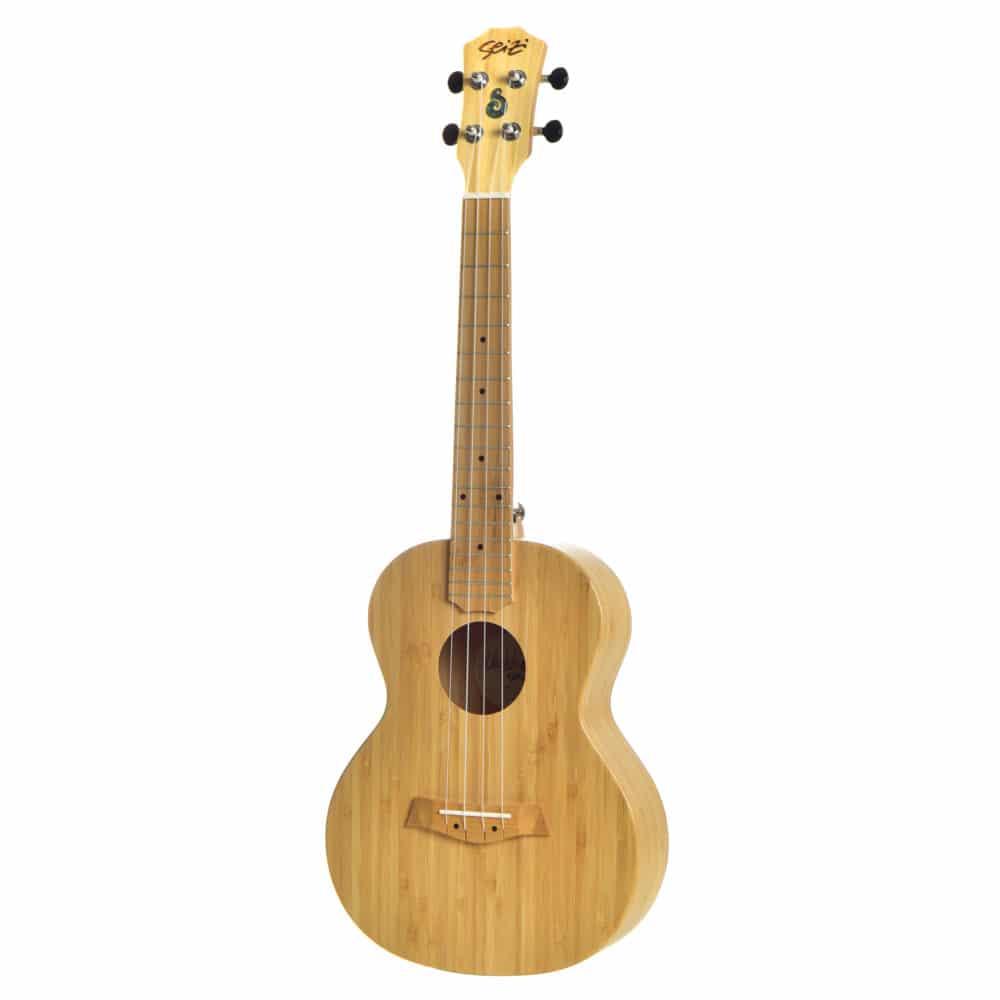 Seizi Ukulele Bali – Tenor Acústico Solid Bamboo