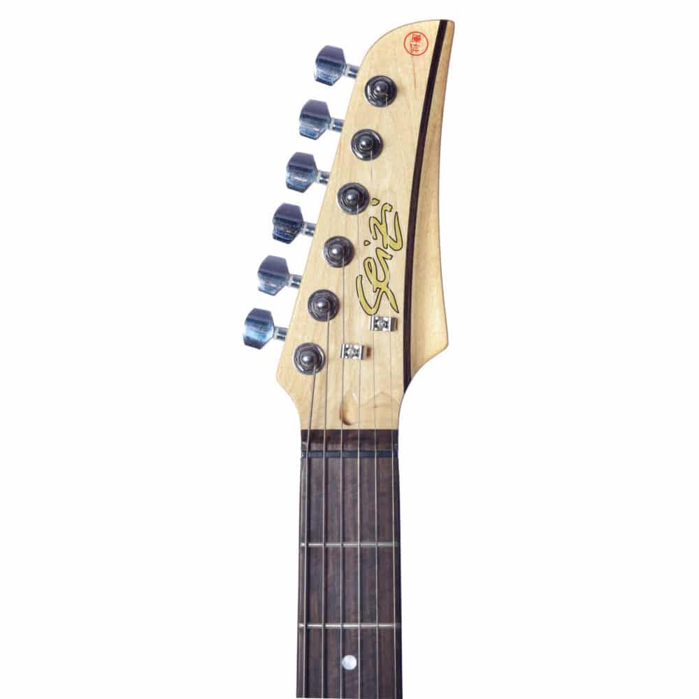 Guitarra Seizi Selection Katana Superstrat Redburst Ltd Ed