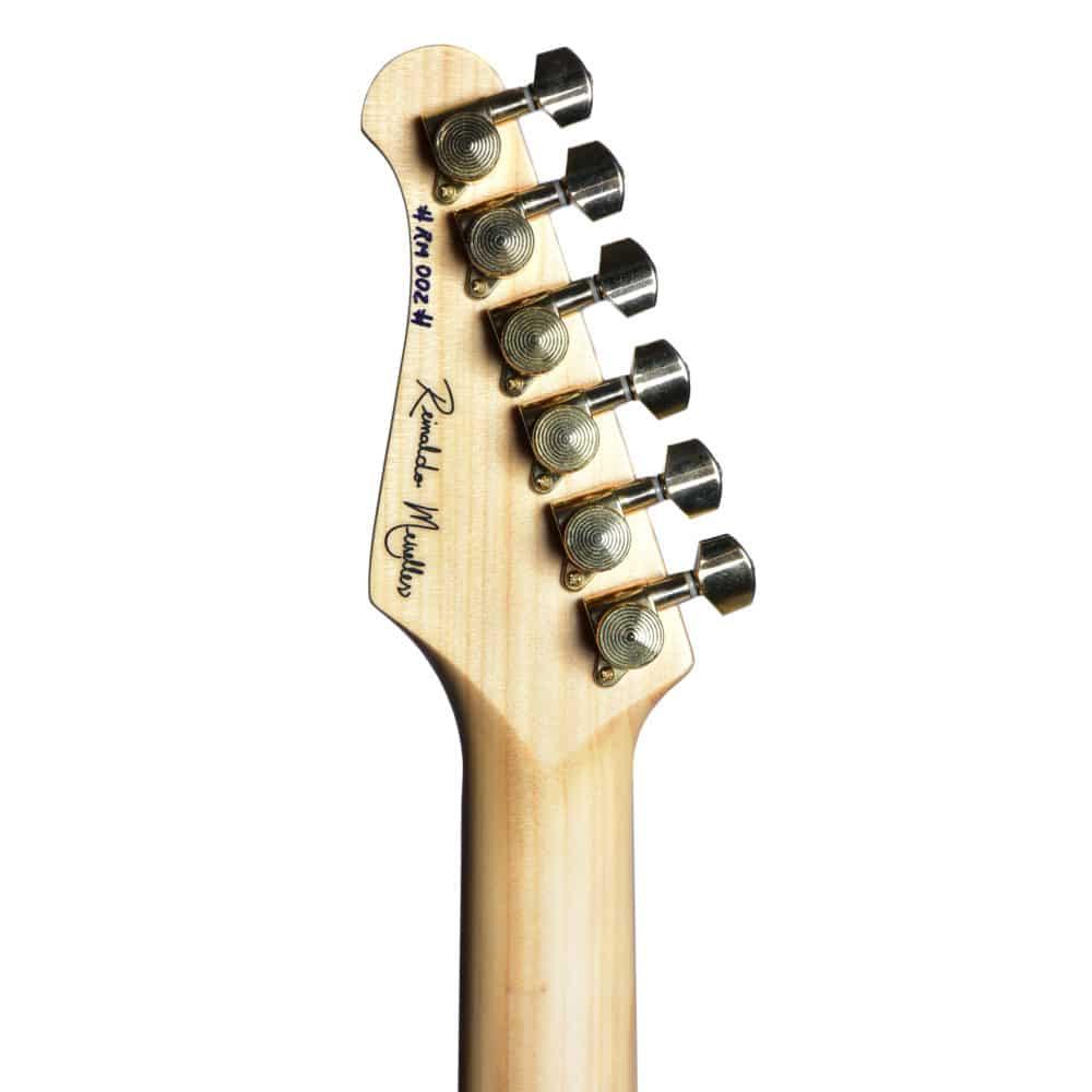 Guitarra Seizi Reinaldo Meirelles Signature